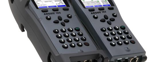CeBIT 2013: Neue ARGUS-Tester jetzt serienmäßig mit Gigabit-Ethernet ausgestattet