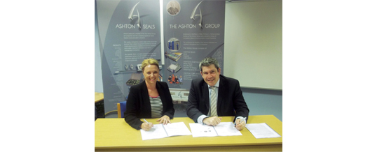 Ashton Seals Ltd appointed as new SKF Seals Distributor